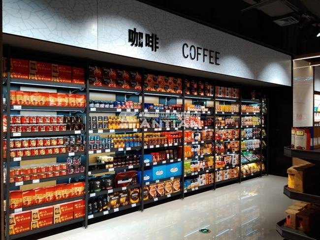 河南精品超市货架实拍07