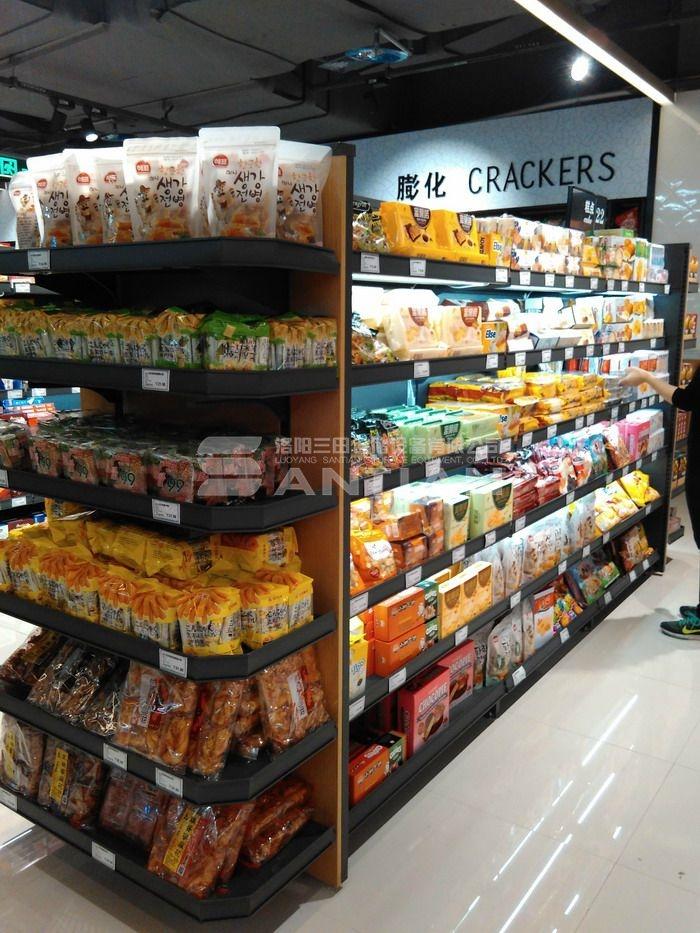 河南精品超市货架实拍01