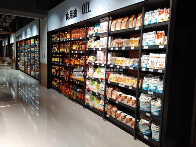 河南精品超市货架实拍05