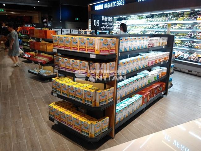 河南精品超市货架实拍06