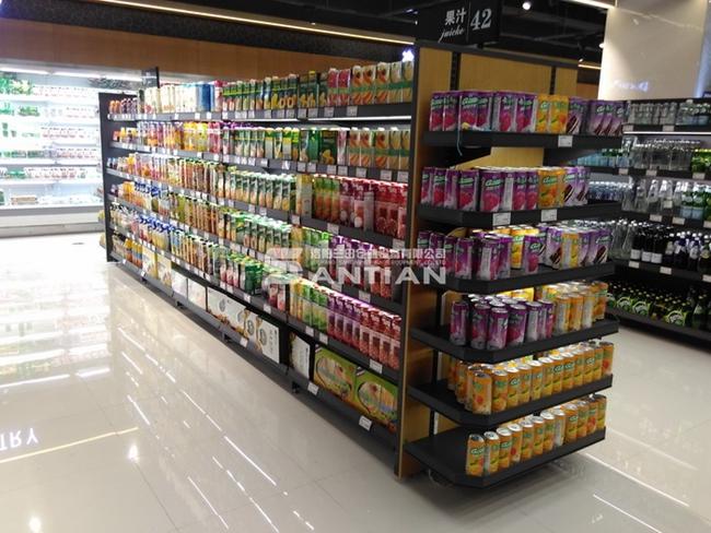 河南精品超市货架实拍04